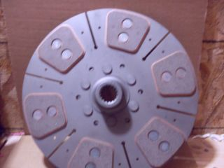 John Deere 3010 3020 Tractor Clutch Heavy Duty Disc