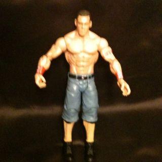WWE Mattel John Cena Basic Figure WWF