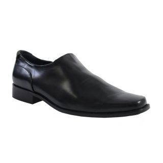 Calvin Klein Black Loafers Dress Shoes Sz US 9 EU 42