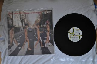Red Hot Chili Peppers Abbey Road EP Vinyl