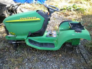 John Deere Lawn Tractor Mower for Parts