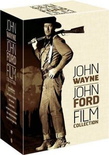John Wayne John Ford Film Collection DVD Box Set