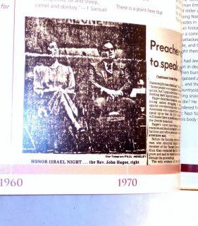Oastir John Hagee Celebrating Fifty Years in Ministry Televangelist