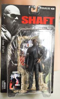 SHAFT ACTION FIGURE Mcfarlane Toys MOVIE MANIACS 3 NEW Samuel L Jackson