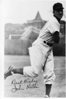 1946 John Hetki Game Used Worn Complete Uniform Cincinnati Reds With Pants Rare
