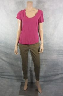 Terra Nova Maddy Shannon Naomi Scott Screen Worn Shirt Pants EP 109