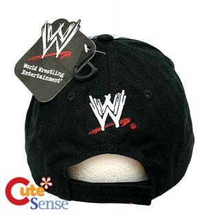 WWE Wrestling John Cena Baseball Cap Hat Smack Down
