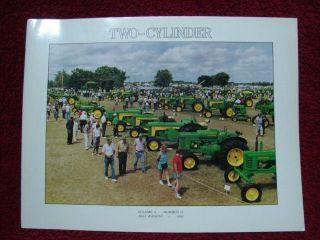 John Deere Tractor Expo III 1992 Two Cylinder Magazine