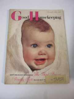 Good Housekeeping Magazine 1955 November Grace Kelly Al Parker