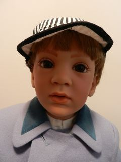 """33"""" Gadco John John Kennedy Doll Bruno Rossellini Artist Proof"""