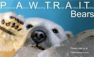 Pawtrait Bears O O A K Realistic Red Panda