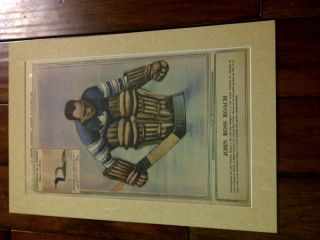 1930 La Presse Hockey Photo John Ross Roach