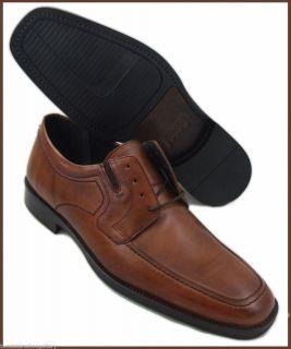 Johnston Murphy Roxton Mens Dress Shoes Tan Toe Oxfords Size 8 5 M