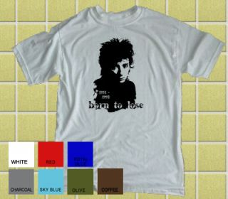 Johnny Thunders New York Dolls Rock T Shirt All Sizes