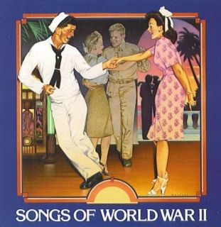 Songs of World War II CD 1991 Time Life BMG