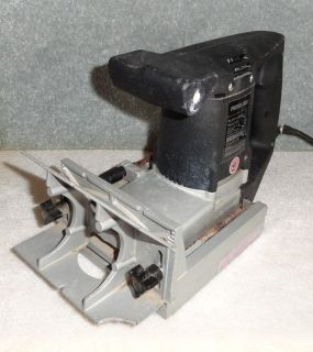 Porter Cable Plate Biscuit Joiner Model 555