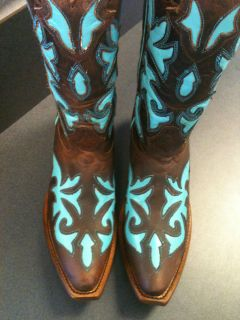 Johnny Ringo Ladies Western Cowboy Boots New