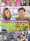 People Magazine Jon Kate Gosselin Michael Jackson Angelina Jolie Jessica Simpson