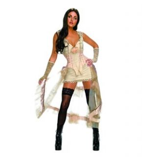 Jonah Hex Megan Fox Dlx Leila Sexy Adult Costume Medium