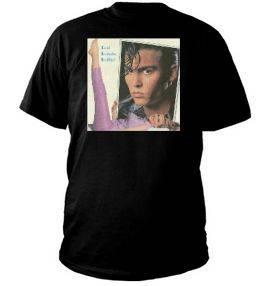 Cry Baby T Shirt Johnny Depp John Waters