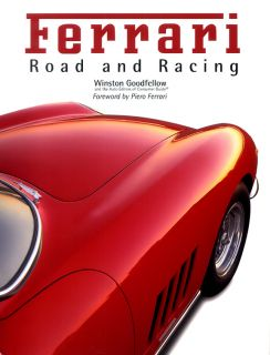 Ferrari Road Racing Sport Car Auto Book History Story Photo Picture Review Pic
