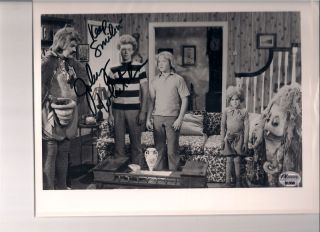 Johnny Whitaker Family Affair Autograph 8x10 Photo 4