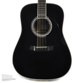 Martin Johnny Cash Signature D 35 2006 D35 Acoustic Guitar