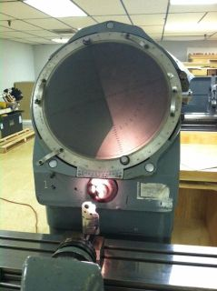 "14"" Jones Lamson J L PC 14A Optical Comparator"