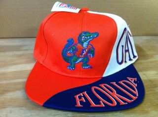 Florida Gators Snapback Hat Cap Vintage Vtg Jordan Bulls Tisa NCAA TI$A 1990'S