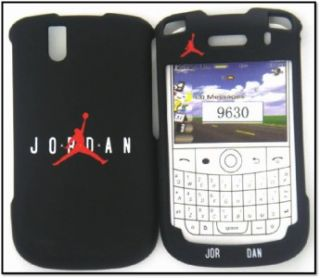 Blackberry Tour 9630 Jordan Cell Phone Cover Case Snap