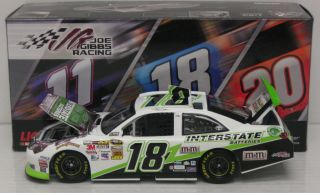 2012 Kyle Busch 18 Interstate Batteries 1 24