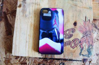 Michael Jordan Concord Sneakers Apple iPhone 4 4S Case Retro IV XI 11 23 Bul