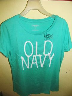 Jordan Knight Signed Old Navy Shirt Lead Singer New Kids on The Block