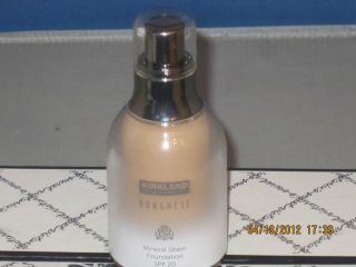 Borghese Signature Kirkland Mineral Sheer Foundation Fairly Light