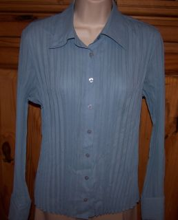 Ladies Josephine Chaus Brand Dress Shirt Top Size 6