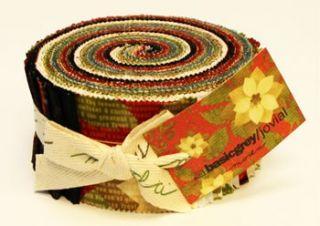 Fabric Jelly Roll Jovial by BasicGrey Moda