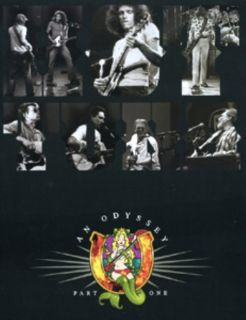 Hot Tuna 2005 Tour Concert Program Book Jorma Kaukonen