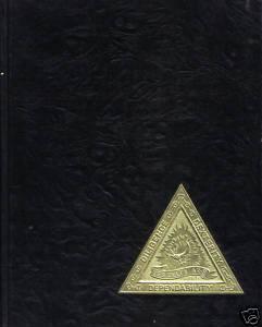 USS Delta AR 9 Westpac Deployment Cruise Book Year Log 1965 Navy