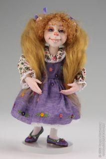 JOY One of a kind Fairytale Fantasy Art Doll by Tanya