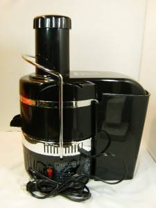 Jack Lalanne Power Juicer Classic Free Recipes Demo Model 30 More Juice