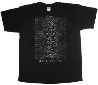 Joy Division Logo Mens Shirt S 5XL