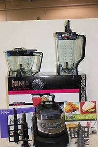Ninja Kitchen System 1100 Blender Food Processor Juicer Juicing Machine 6715