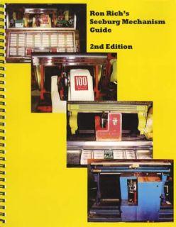 Ron Richs Seeburg Jukebox Repair Service Manual