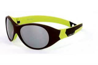 Julbo Bubble 3 5 years Kids Sunglasses Spectron 3 Lens Chocolate Lime 391150