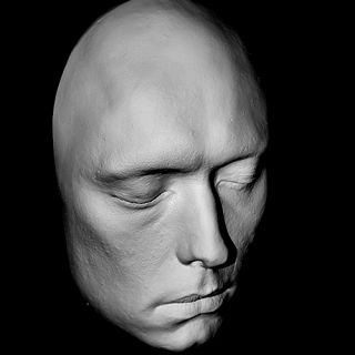 Jude Law Life Mask Rare Face Sherlock Holmes Life Cast in Light Weight