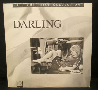 Video Laser Disc Darling Julie Christie