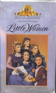 Little Women Elizabeth Taylor June Allyson New