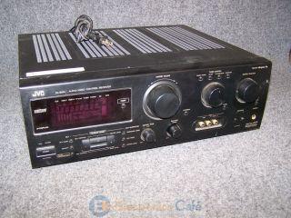 JVC RX 880V RX 880VBK Home Audio Video AV Control Stereo Receiver w