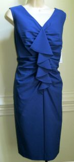 Calvin Klein Womens Sleeveless Dress Size 14 New Discount