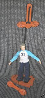 Justin Timberlake NSYNC Band Marionette Puppet Boy Doll